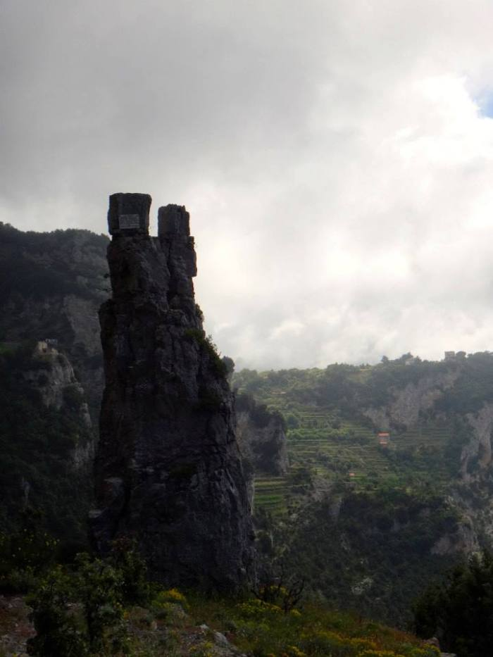 17 cliffs