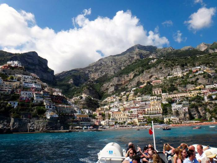 57 positano from the ferry