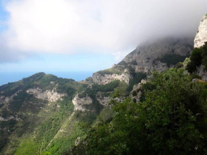 9 cliffs