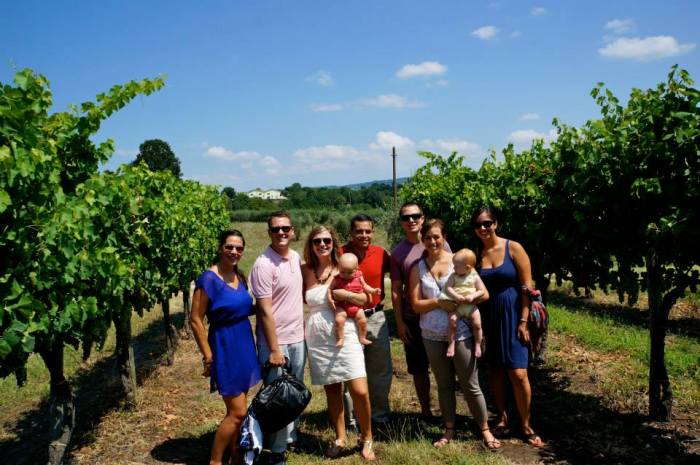group in vineyard 2