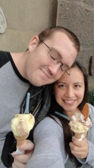 BEST gelato we've ever had!!!
